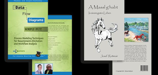 Publishing, Cover Design – E-Books, Bücher