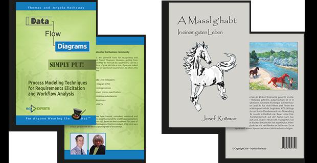 Cover - Buch - eBook - Design