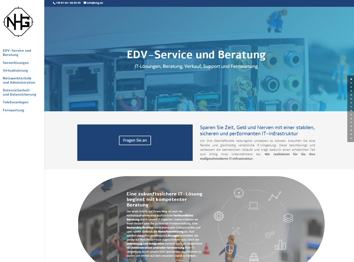 NHG - EDV Service und Beratung