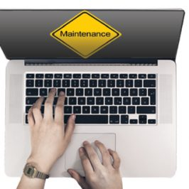 Website Maintenance – WordPress, Joomla, Typo3